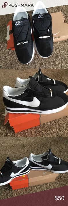 Nike Size 12 Nylon Cortez Nike size 12 Nylon Cortez Brand new Nike Shoes Sneakers