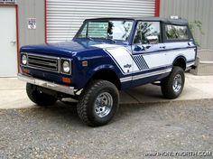79' Scout II - IH ONLY NORTH