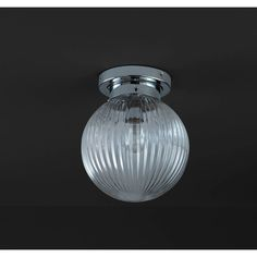 Buy Argos Home Kerridge Ribbed Glass Bathroom Ceiling Light at Argos. Thousands of products for same day delivery or fast store collection. Bathroom Ceiling Light, Bathroom Lighting, Tile Tub Surround, Modern Bathtub, Bath Art, Bath Tiles, White Interior Design, Tub Shower Combo, Wall Lights