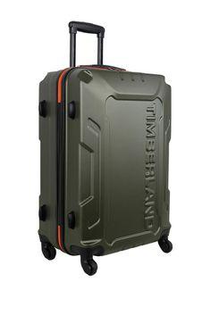 "Image of Timberland Boscawen 25"" Hardside Spinner Suitcase"