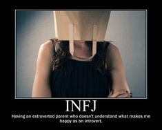 So true for many of us. #introvert #INFJ #HSP