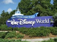 Disney World, un lugar para todos donde los sueños se hacen realidad... hacé realidad tus sueños, prepará la maleta, nos vamos! viajesvolare.com