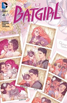 The relationship between Barbara Gordon and Dick Grayson takes center stage in this week's Batgirl and it's a great exploration of their dynamic. Batwoman, Nightwing And Batgirl, Arte Dc Comics, Fun Comics, Marvel Comics, Tim Drake, Red Hood, Babs Tarr, Red Robin