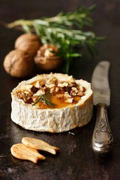 Brie + Honey + Macadamias