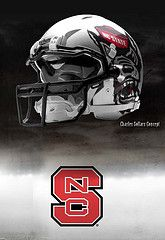 Simple Tips To Help You Understand Football Nc State Football, Georgia Tech Football, Hs Football, Collage Football, Football Is Life, Custom Football, American Football, Football Helmet Design, College Football Helmets