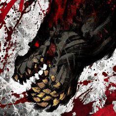 Monster Hunter Fanart - Deviljho