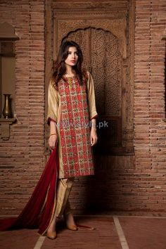 Silk by Fawad Khan Summer Collection 2014 For Girls