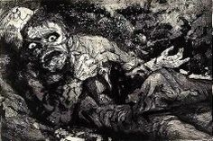 Verwundeter  Otto Dix, 1924