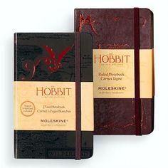 Limited Eddition - 2012 - Moleskine  - The Hobbit WANT