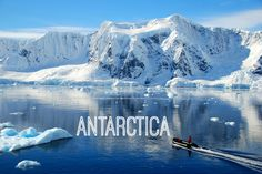 Antarctic Coast — Antarctica