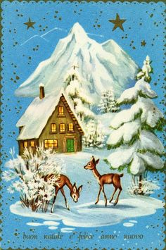 Miss Jane: Christmas Cards 3