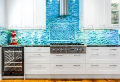 Monterey Kitchens   House of Turquoise   Bloglovin'