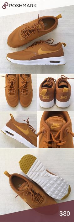 Women's Nike Air Max Thea Sneakers Women's Nike Air Max Thea Sneakers Shoes Style/Color: 599409-701 • Women's size 8 • NEW in box (no lid) • No trades • 100% authentic Nike Shoes Sneakers