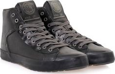 Replay Boys Jack Hi-Top Trainers