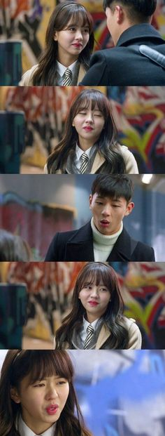 [Spoiler] Added episode 3 captures for the #kdrama 'Drama Special - Page Turner'