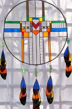 stained glass native american - Google Search