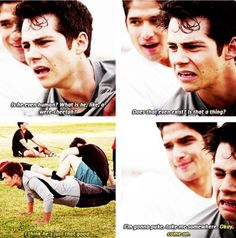 Teen Wolf - Stiles and Scott