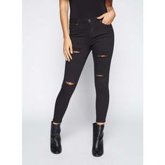 Old Navy Womens Mid Rise Rockstar Pop Color Ankle Jeans ($27 ...
