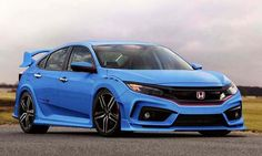2018 Honda Civic Type R overview