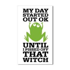 Where can I find a website about how witchcraft started?