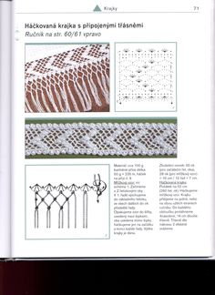 70 Filet Crochet, Crochet Patterns, Crochet Pattern, Crochet Tutorials, Crocheting Patterns, Crochet Stitches Patterns