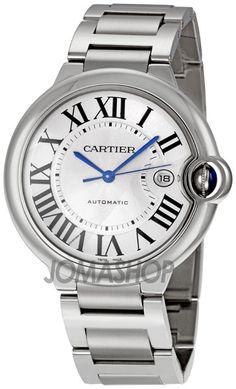 Cartier Ballon Bleu de Cartier Mens Watch