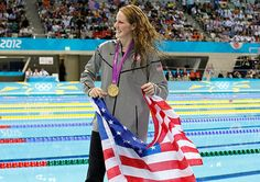 2012 LONDON OLYMPICS: swimming
