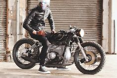 caferacerpasion.com  1977 BMW R100S #Bobber by Relic Motorcycles [TAGS]…