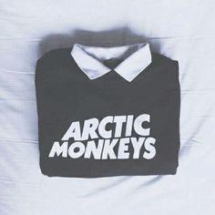 Arctic monkeys clothe Fashion stuff