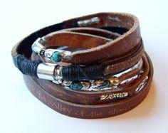 wrap bracelet $52