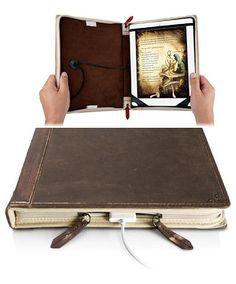 Funda de Libro Book para iPad