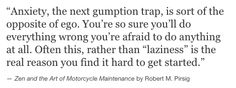 Robert M. Pirsig - Zen and the Art of Motorcycle Maintenance