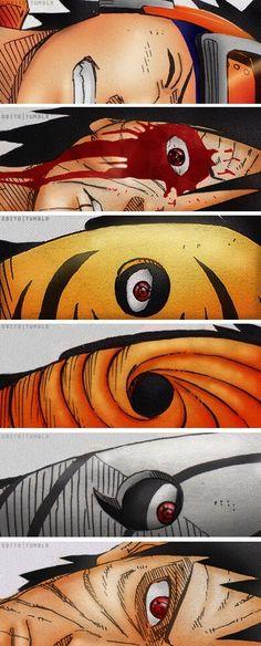 Obito Evolution | Naruto