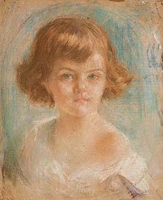 Young girl -  Thalia Flora-Karavia