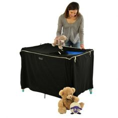 GadgetBaby Store - Travel cot blackout from SnoozeShade, £64.99 (http://www.gadgetbaby.co.uk/travel-cot-blackout-from-snoozeshade/)
