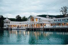 Wedding dream at Lake Wörthersee by Carolin Anne Fotografie