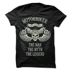 (Top Tshirt Brands) Motorbiker the man the myth the legend [Tshirt Facebook]…