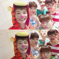 ⤴× kthpgs × I kpop I MAP6 - JJUN, MINHYUK, JVIN, SIGN & SUN