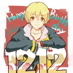 1日遅れたけど駆。誕生日おめでとう!せっかくなので最初の衣装でお祝い♪L( ^ω^ )┘