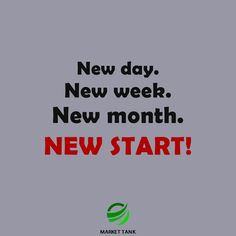Don't pass up Monday on the first day of the month for your new start. It is a sign. New Month, New Week, New Day, Motivational Posts, New Start, Web Design, Success, Coding, Names