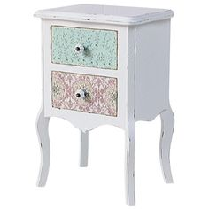 Found it at Wayfair.co.uk - 2 Drawer Nightstand