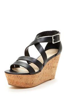 Vonnie Wedge Sandal on HauteLook