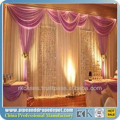 cortinas de Cristales