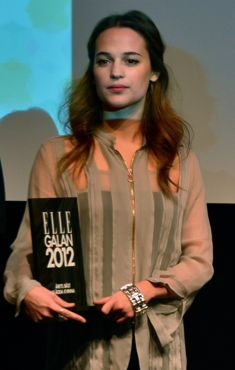 Alicia Vikander Style Inspiration