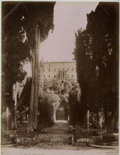 Anderson. Italia, Tivoli, Villa d'Este     #Europe #Italia #Italie_Nouveautés