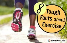 If you're trying to get healthy, it's important to separate the facts from the fallacies when it comes to working out. Get the real deal on exercise to start seeing better results! via @SparkPeople