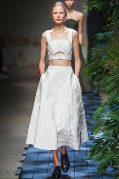 Erdem Spring 2015 Ready-to-Wear Collection  - ELLE.com