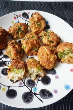 Brokkoli-Hähnchen-Nuggets