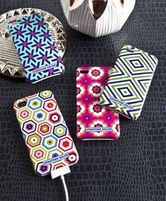 Jonathan Adler iphone covers available at Outliving. www.outliving.com.au