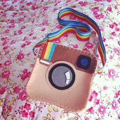 instagram bag ☺ by kejuliso, via Flickr